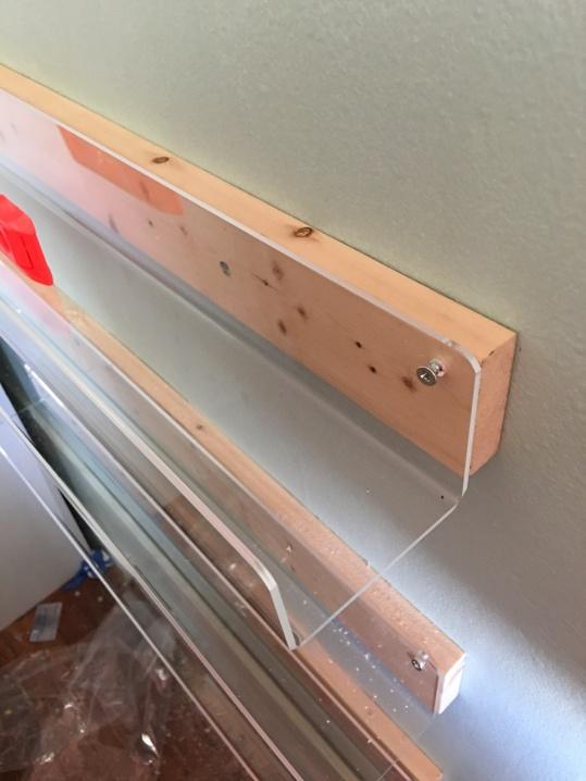 instaling-shelves